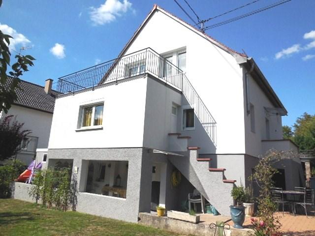 Eckbolsheim rare maison entierement renovee haut de gamme 6 pieces 130 m2 hab sur 4 90 ares for Maison renovee