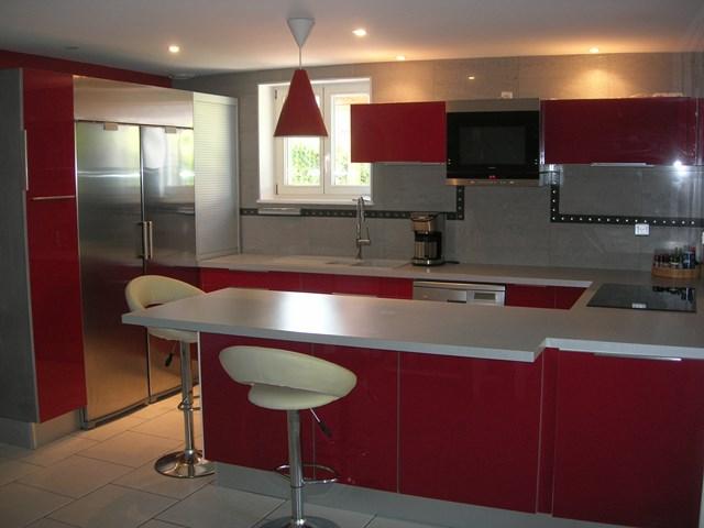 Truchtersheim tr s belle maison r nov e 4 5 pi ces 147 m hab 158 m sol 5 - Tres belle cuisine equipee ...